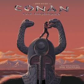 POLEDOURIS Basil : LP Conan The Barbarian