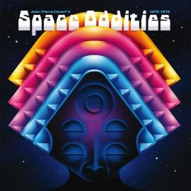 VARIOUS : LP Space Oddities 1975-1978