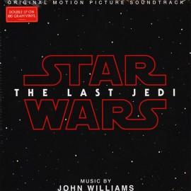 WILLIAMS John : LPx2 Star Wars : The Last Jedi