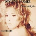 "MYLENE FARMER : 12""EP Ainsi Soit Je"