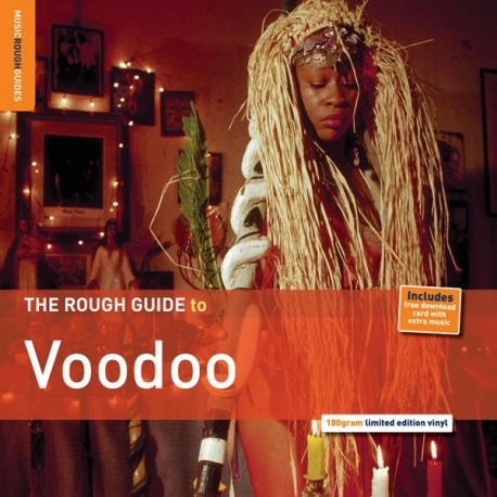 VARIOUS : LP The Rough Guide To Voodoo