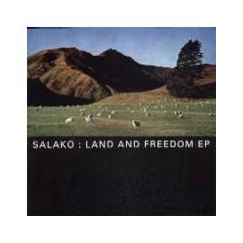 SALAKO : Land And Freedom EP