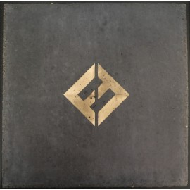 FOO FIGHTERS : LPx2 Concrete And Gold