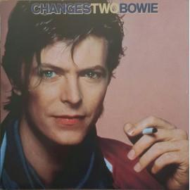 BOWIE David : LP ChangesTwoBowie