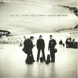 U2  : LP All That You Can't Leave Behind