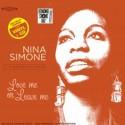 SIMONE Nina : LP+CD Love Me or Leave Me