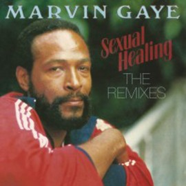 "GAYE Marvin : 12""EP Sexual Healing Remixes"