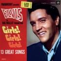 PRESLEY Elvis : LP Girls Girls Girls