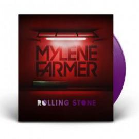 "MYLENE FARMER : 12""EP Rolling Stone (Violet)"
