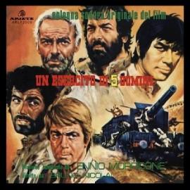 MORRICONE Ennio : LP Un Esercito Di 5 Uomini