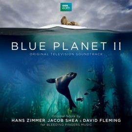 ZIMMER Hans / SHEA Jacog / FLEMMING David : LPx2 Blue Planet II