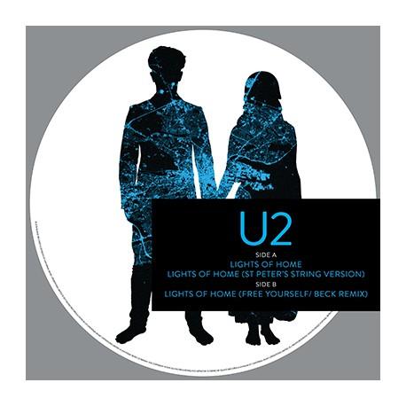 """U2 : 12""""EP Lights Of Home"""