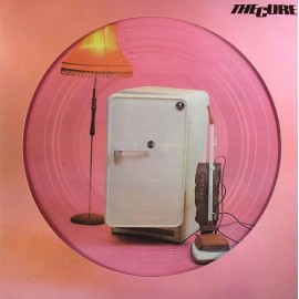 CURE (the) : LP Picture Three Imaginary Boys