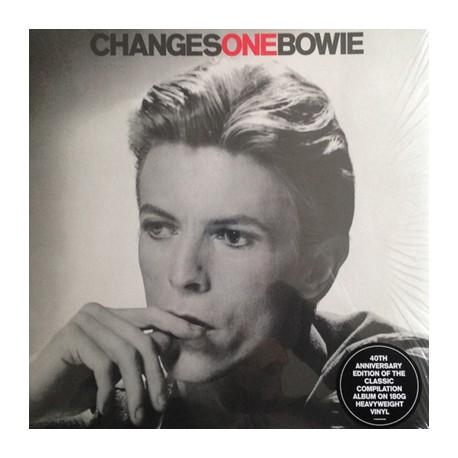 BOWIE David : LP ChangesOneBowie