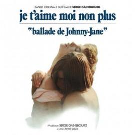 GAINSBOURG Serge : LP Je T'Aime Moi Non Plus