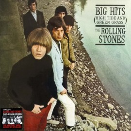 ROLLING STONES (the) : LP Big Hits (High Tide And Green Grass)