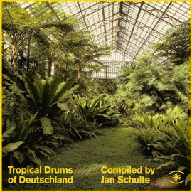SCHULTE Jan : LPx2 Tropical Drums Of Deutschland