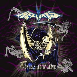 HELLBATS : LP Unleashed'n' Alive