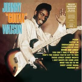 "JOHNNY GUITAR WATSON : LP Johnny ""Guitar"" Watson"