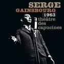 GAINSBOURG Serge : LP 1963 - Théâtre Des Capucines