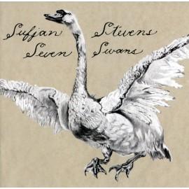 STEVENS Sufjan : LP Seven Swans