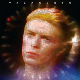 BOWIE David : LP Telecasts