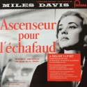 """MILES DAVIS : 10""""EPx3 Ascenseur Pour L'Echafaud"""