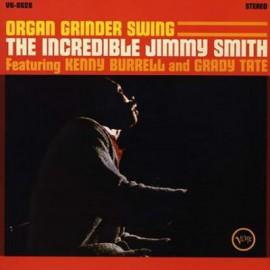 SMITH Jimmy : LP Organ Grinder Swing