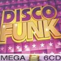 VARIOUS : CDx6 Disco Funk