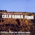 VARIOUS : CD California Funk