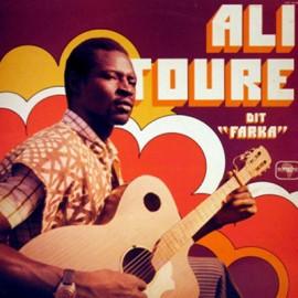 "TOURE Ali Farka : LP Ali Toure Dit ""Farka"""
