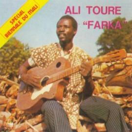 TOURE Ali Farka : LP  Special Biennale Du Mali : Le Jeune Chansonnier Du Mali