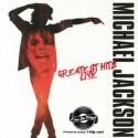 JACKSON Michael : LP Greatest Hits Live