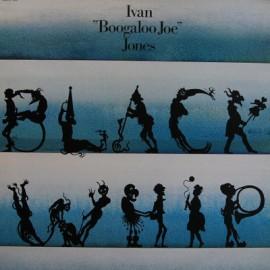 JONES Ivan Boogaloo Joe : LP Black Whip