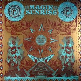 PSYCHEMAGIK : LPx2 Magik Sunrise