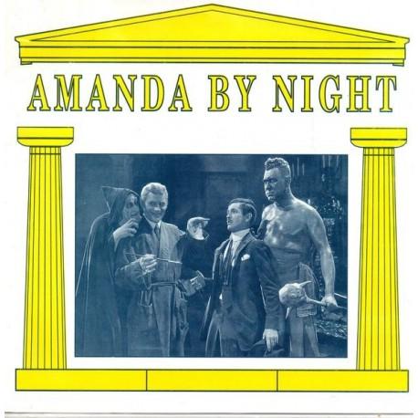 AMANDA BY NIGHT : Silvermilk EP