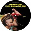 MORRICONE Ennio : LP Picture Le Foto Proibite Di Una Signora Per Bene