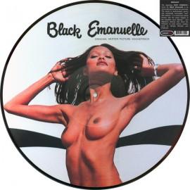 FIDENCO Nico : LP Picture Black Emanuelle