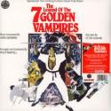 BERNARD James : LP The Legend Of The 7 Golden Vampires