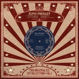 """PRESLEY Elvis : 10""""EP The Original U.S. EP Collection Vol.02"""