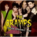 CRAMPS (the) : CD Teenage Werewolf... Live