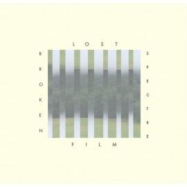 """LOST FILM : 10""""LP Broken Spectre"""