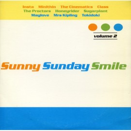 VARIOUS : CD Sunny Sunday Smile Volume 2