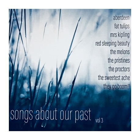 VARIOUS : CD Songs About Our Past Vol 3