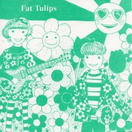 """FAT TULIPS / CONFETTI : Split Heaven Flexi 7"""""""