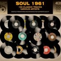 VARIOUS : CDx4 Soul 1961