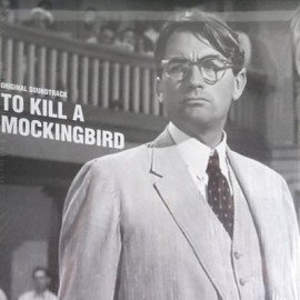 BERNSTEIN Elmer : LP To Kill A Mockingbird