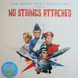 "GRAY Barry : 10""EP No Strings Attached"