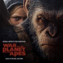GIACCHINO Michael : LPx2 War For The Planet Of The Apes