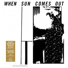 SUN RA & His Myth Science Arkestra : LP When Sun Comes Out